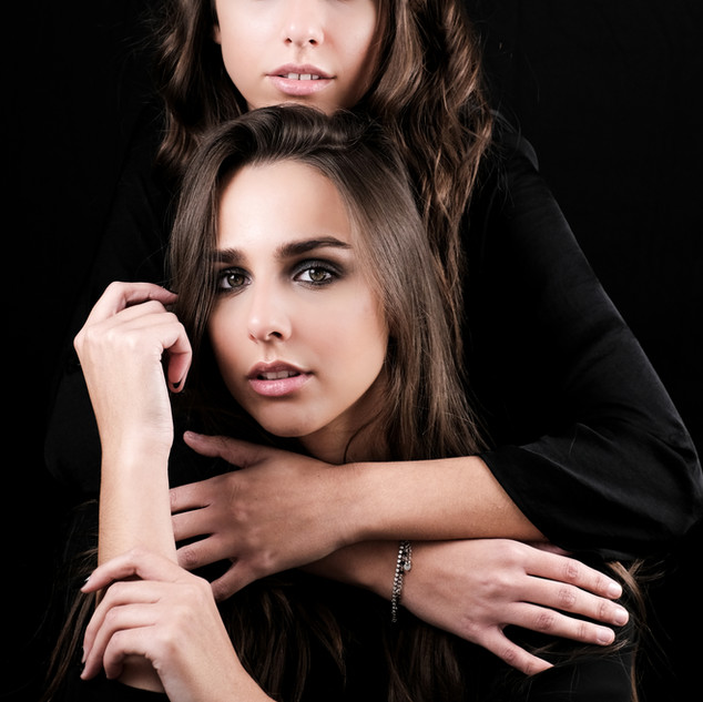 Portrait Alice e Chiara