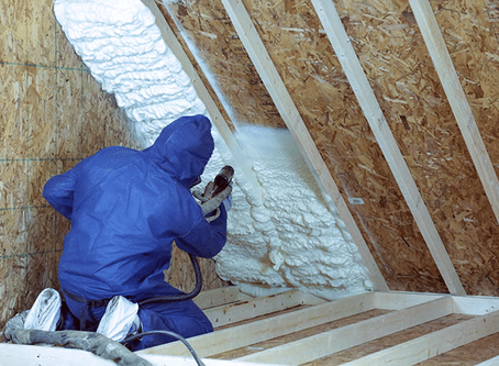 Why Does Old Insulation Need to be Removed from the Attic Before Installing Spray Foam?