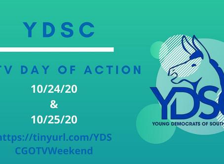 YDSC GOTV Weekend of Action