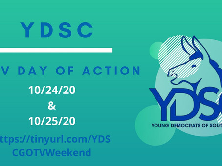 YDSC GOTV Weekend of Action