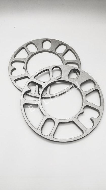 Проставки для колес 5мм (2шт)