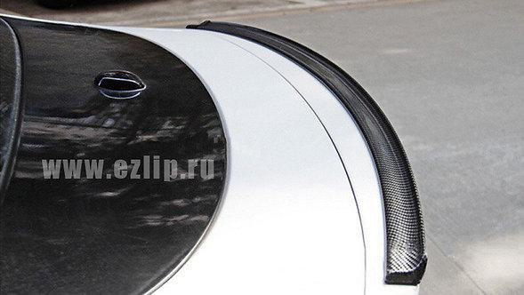 Универсальный лип спойлер U-LIP Carbon