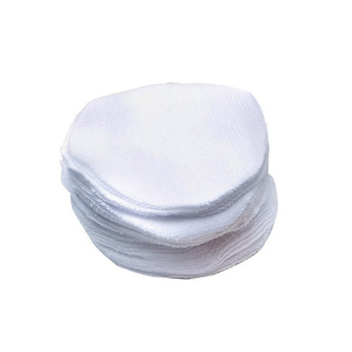 """Muzzleloader 2"""" Round Cotton Cleaning Patches - 200 Pack - MZ1455"""