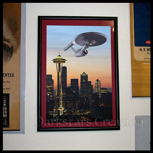 Star Trek in Seattle
