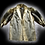 Thumbnail: Flawless Authentic Russian Hair Seal Coat - Natural Metallic Golden Sheen