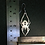 Thumbnail: Black Widow Spider! - Lady Death - Stainless Steel Jewelry