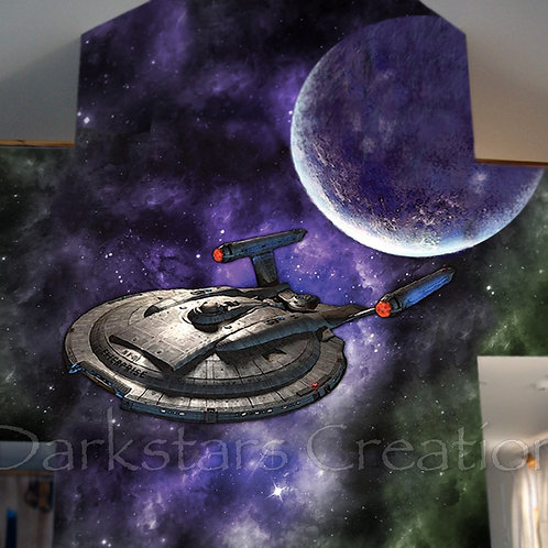"Enterprise NXO1- ""Out There"""