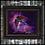 "Thumbnail: Klingon Bird of Prey Art Print - ""Into the Purple Nebula"""