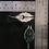 Thumbnail: Flying Fox! - Stainless Steel Bat Earring Set