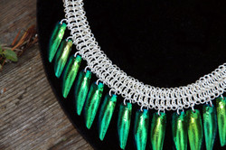 Silver Cleopatra
