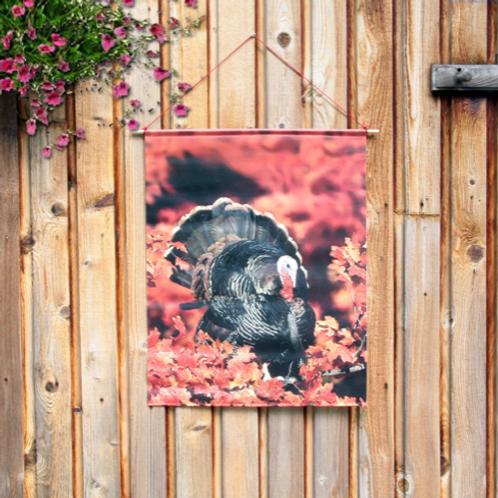 Autumn Gobbler - Decorative art and Seasons Greetings!