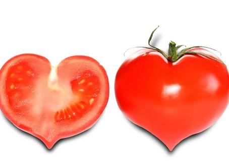 Aparência dos alimentos com os órgãos do nosso corpo