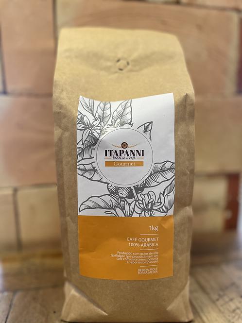 Café Grãos Itapanni Gourmet 1kg