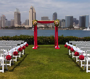 Centennial Park Wedding in Coronado