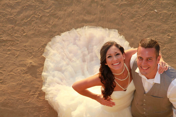 sunset cliffs beach wedding package