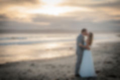 barefoot beach weddings in san diego del mar