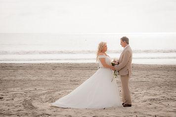 Coronado Beach Wedding