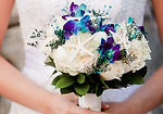 florist in san diego creates affordable bridal bouquets