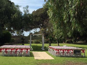 Presidio Park Wedding in San Diego California