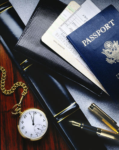 Proper identification is required to have documents notarized in San Diego