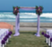 Beach Wedding at Kellogg Park La Joll
