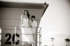 elope to coronado beach wedding
