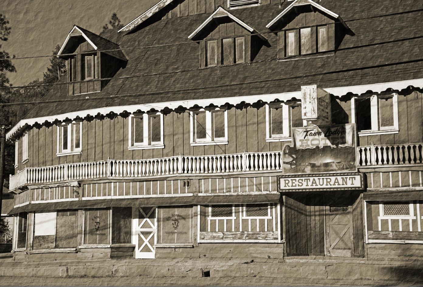 fawn lodge old photo