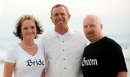 Fun, Friendly Officiants for Coronado Beach Weddings!