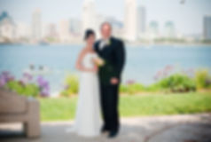 Elope to Coronado at Bayview Park