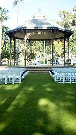 Spreckels Park Gazebo in Coronado California
