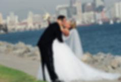 Harbor Island Beach Wedding