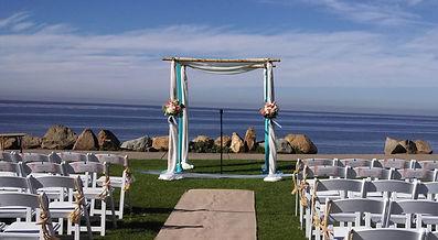 Beach Wedding at Harbor Island Park
