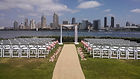 centennial park wedding arch