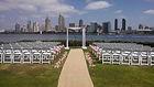 centennial park wedding arch