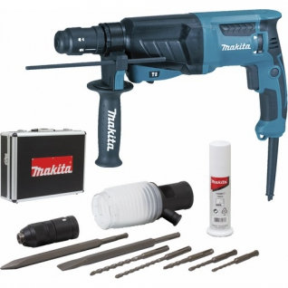 Perforateur MAKITA HR2630TX4