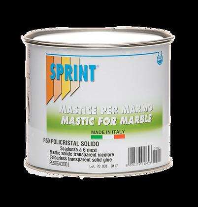 R59 - Mastic solide translucide - Produit SPRINT