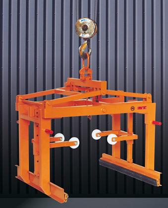 Pince matériaux mécanique universelle