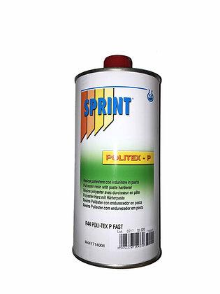 R44 - Mastic fluide POLITEX Rapide Incolore - Produit SPRINT