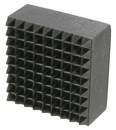 Plaquette acier BCMG - Section de 20 - 35 et 40