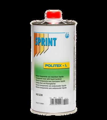 R42 - Mastic fluide POLITEX Lent Incolore - Produit SPRINT