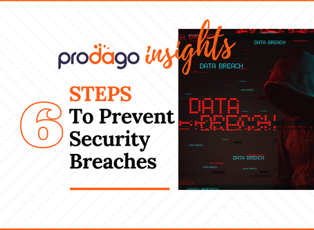 6 Steps To Prevent Security Breaches Via Privacy Compliance