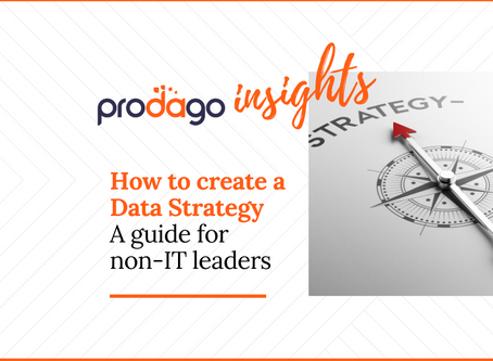How to create a Data Strategy: a guide for non-IT leaders