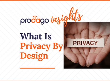 What Is Privacy By Design And How It Strengthens Compliance