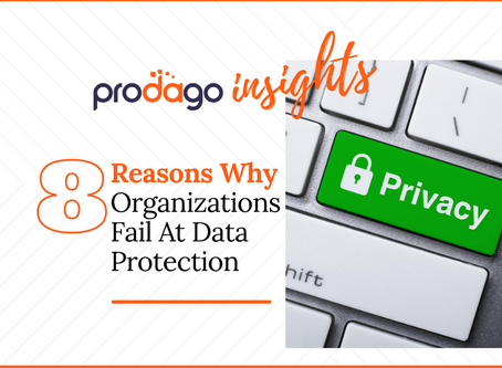 8 Reasons Organizations Fail Data Protection Act Compliance
