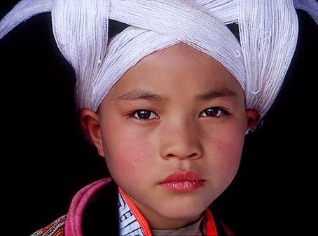 Hmong bookmark