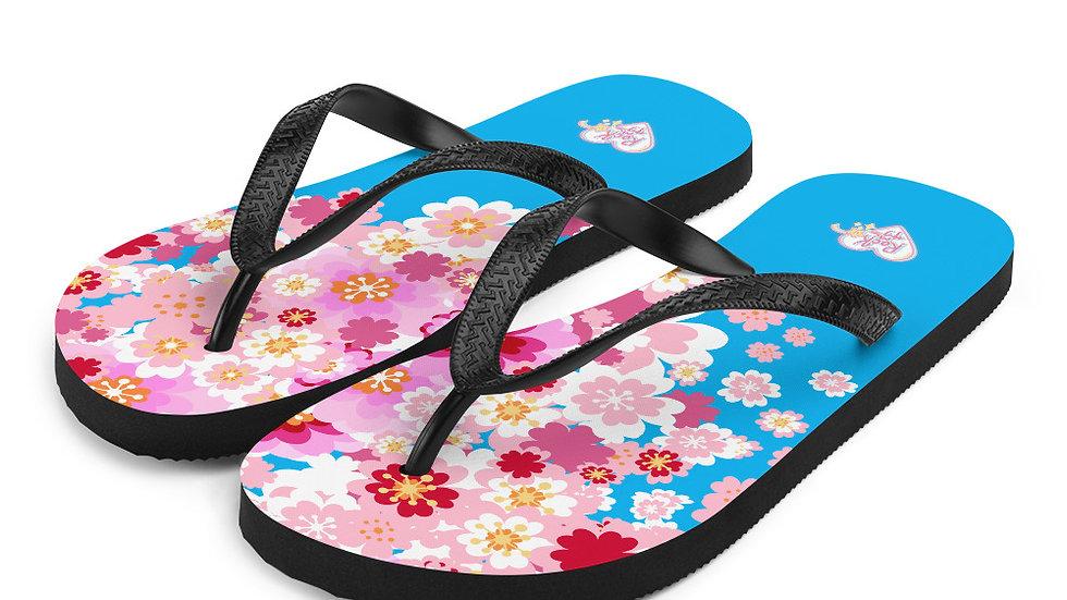 Rock M Sakura flips