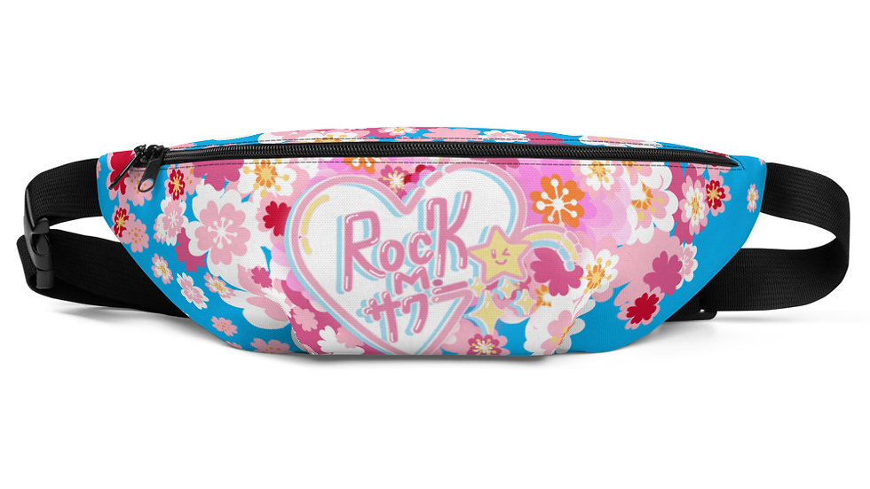 Rock M Signature Fanny Pack