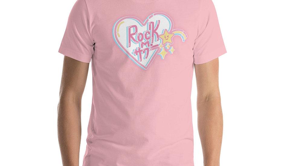 Rock M Logo Tee