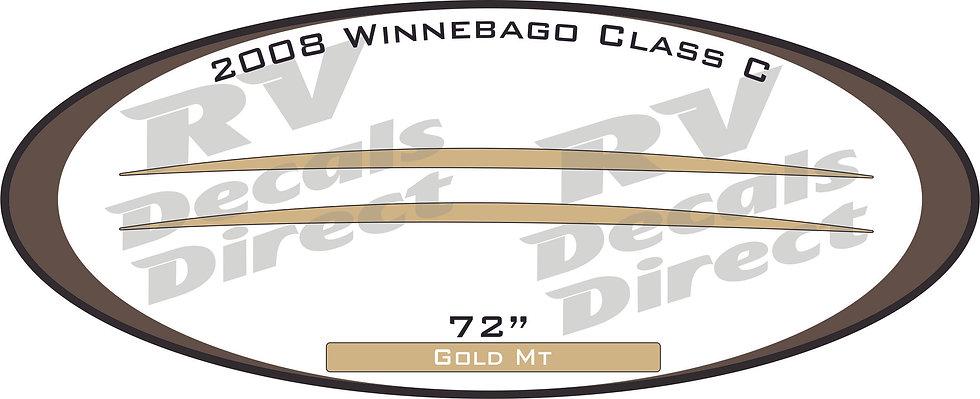 2008 Access Winnebago Class C