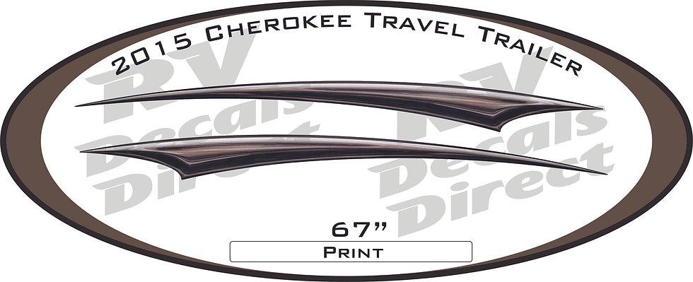 2014/2015 Cherokee Travel Trailer